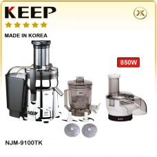 32 Function Food Processor-Chrome