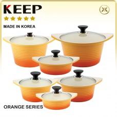 Ceramic Pot Set-12 PCS